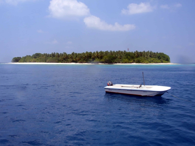 This is a Beach Resort Island Maldives Travel Review