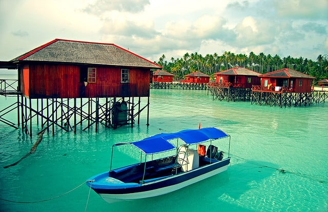 indonesia scuba diving resort