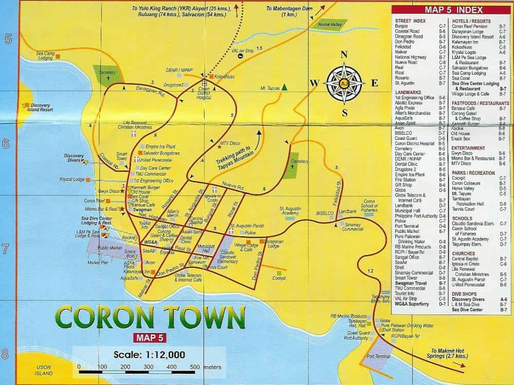 Coron, Palawan Travel Tips – Philippines Things to do, Map ...