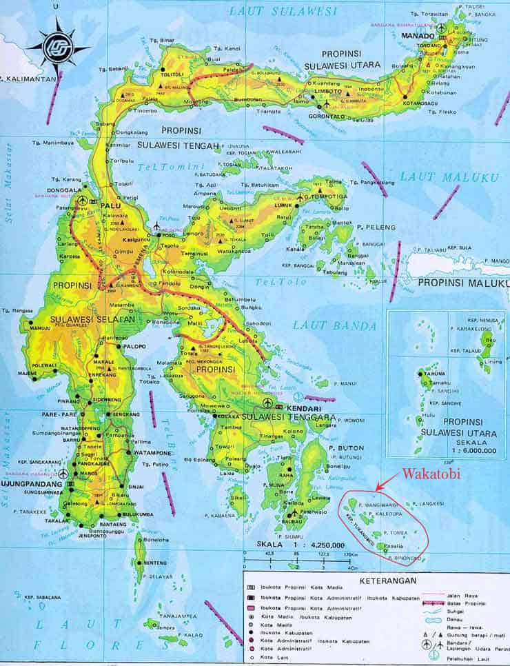 Bunaken, Manado Travel Tips – Indonesia Things to do, Map and Best ...