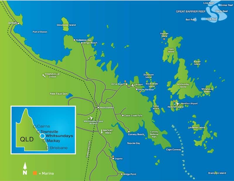 Whitsunday Islands Travel Tips Australia Things To Do