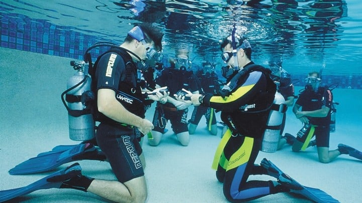 You don 2019t have to be advanced to take it - it 2019s designed to advance your diving, so