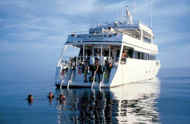 Belize Aggressor 3 Liveaboard Review Belize Dive Boat