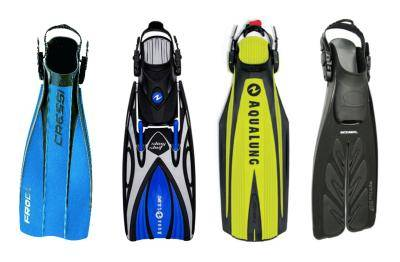 Scuba Diving Blog: How to Choose Dive Fins? – Scuba Diving ...