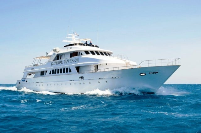 red sea liveaboard