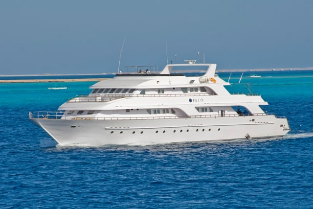 seawolf felo luxury liveaboard red sea
