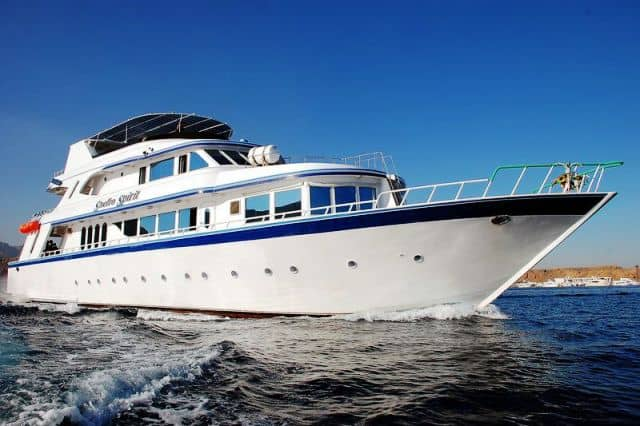 MY Snefro Spirit Budget Liveaboard Red Sea