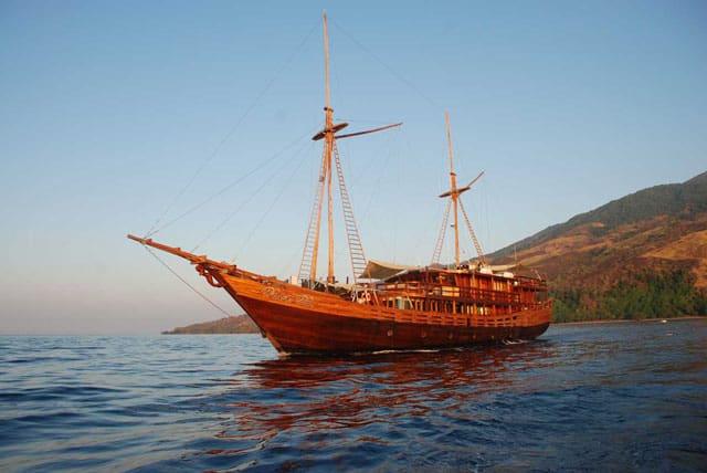 Msy Damai 1 Liveaboard Review Komodo Island Indonesia