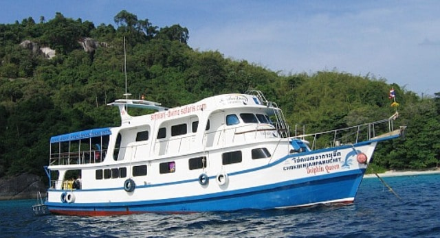mv-dolphin-queen budget liveaboard similan islands