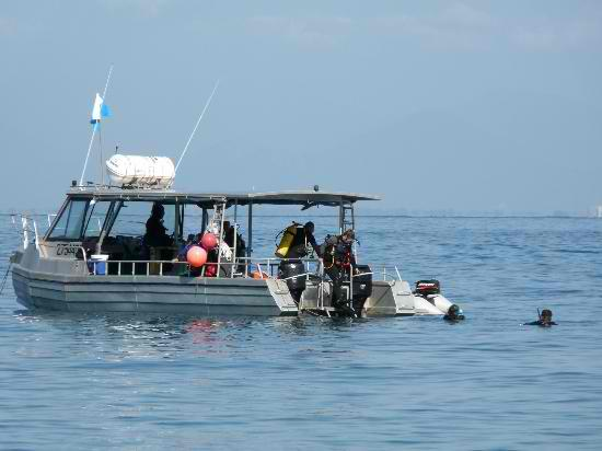 A remote dive trip is a trip more into the unknown.  Obviously, you need to be prepared for anything and everything!