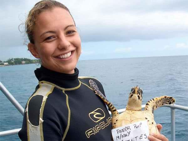 how to become a marine biologist in australia