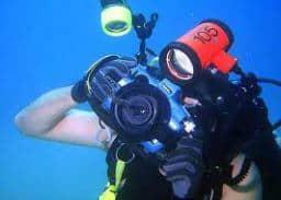 camera-diver