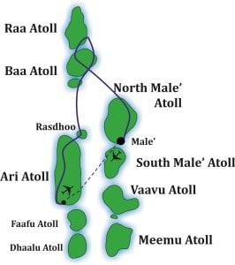 carpe-vita-liveaboard-itinerary-maldives