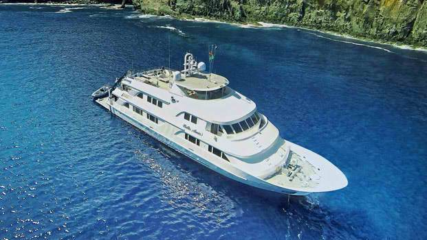 nautilus belle amie on luxury liveaboard mexico