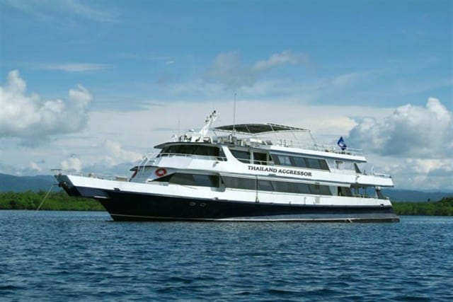 thailand-aggressor Luxury Liveaboard Similan Islands
