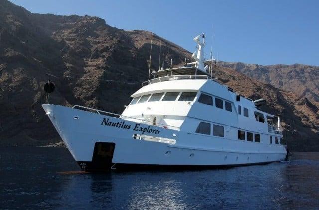 Nautilus Explorer Liveaboard Review Guadalupe Island