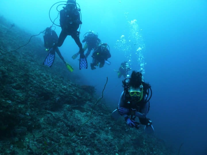 Deep blue tulamben dive resort dive center reviews - Deep blue dive centre ...