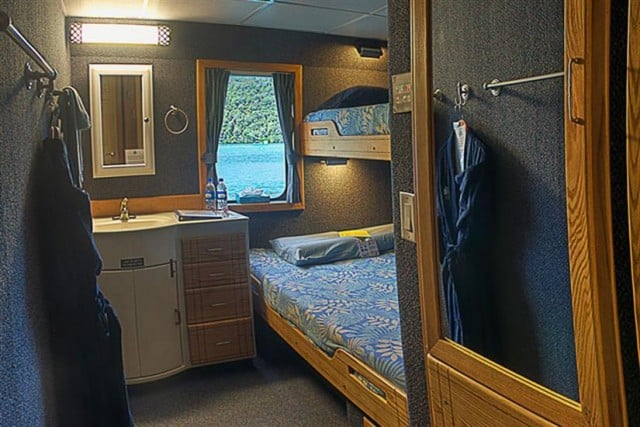 Rock Islands Aggressor / MV Tropic Dancer Cabin