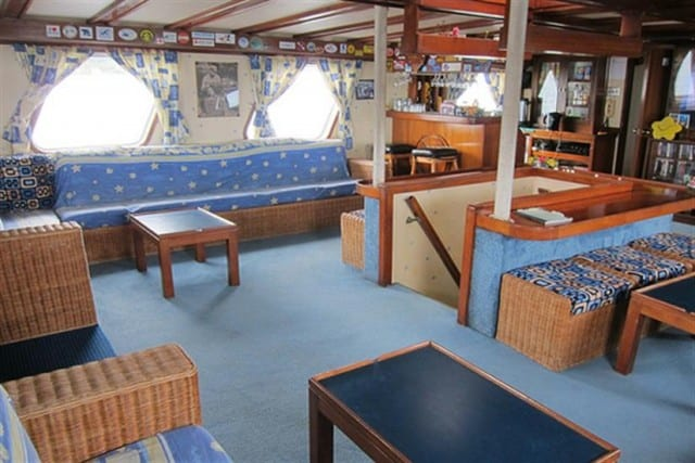 ss thorfinn saloon liveaboard review