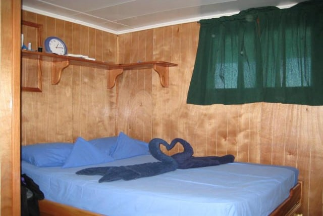 tortuga cabin liveaboard review
