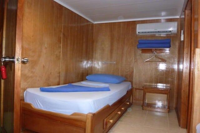tortuga single cabin liveaboard review