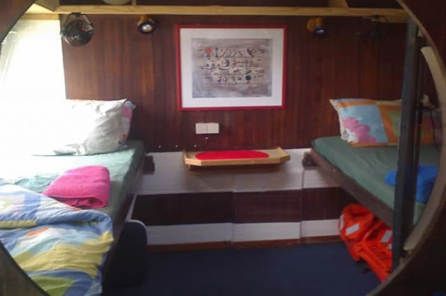 inula cabin liveaboard review