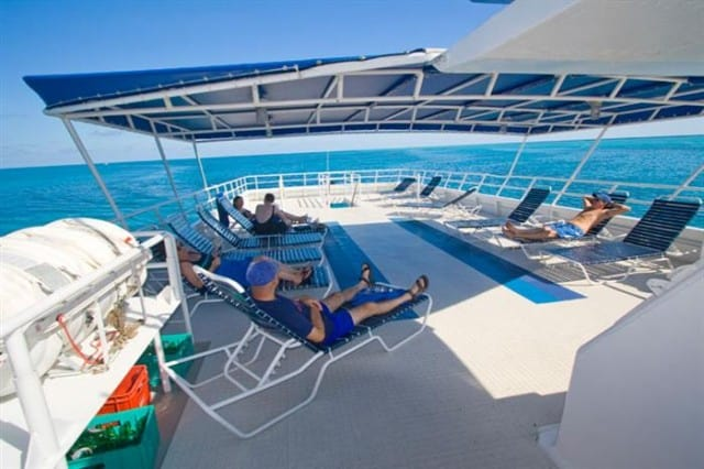 mv belize aggressor iv sundeck liveaboard review