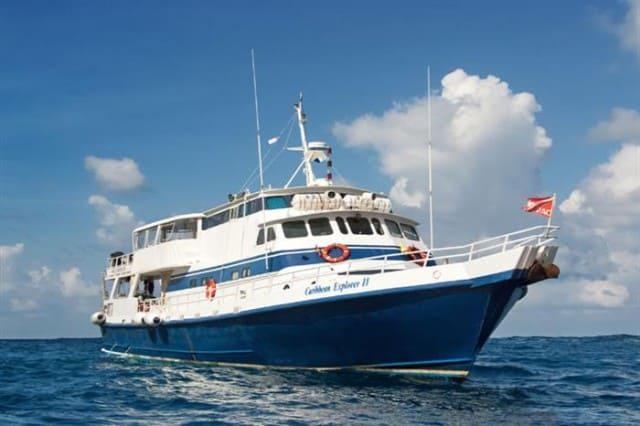 budget Liveaboard st. kitts MV Caribbean Explorer