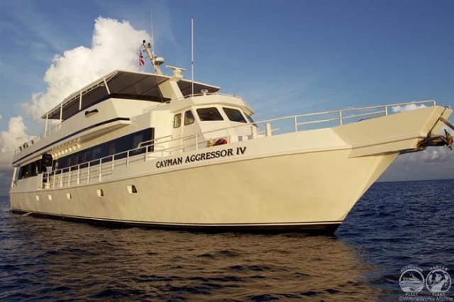 Cayman Island liveaboard luxury liveaboard