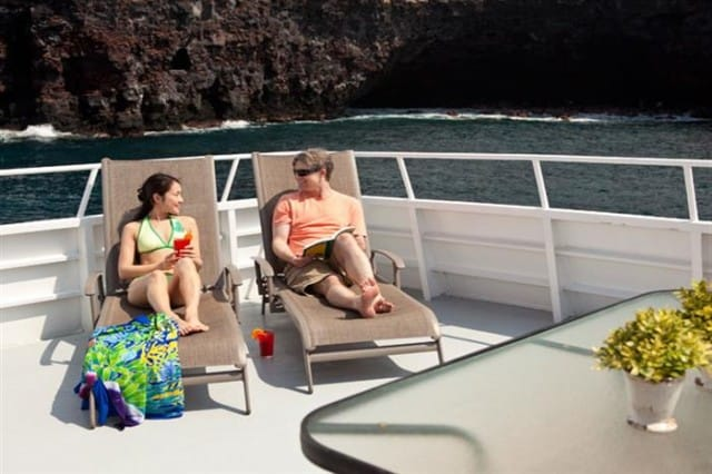 mv kona aggressor sun deck liveaboard review