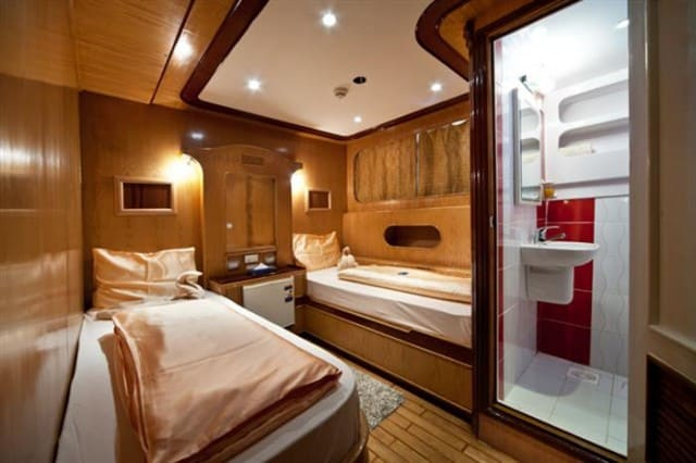 mv seawolf dominator double cabin liveaboard review