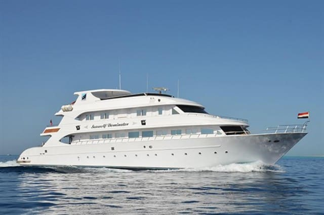 mv seawolf dominator luxury liveaboard red sea
