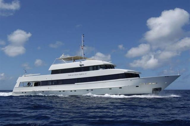 MV Turks & Caicos Explorer II luxury liveaboard