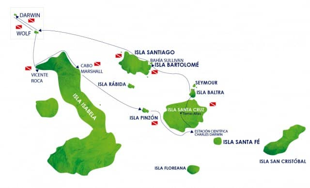 mv astrea route plan liveaboard review