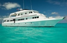 mv belize aggressor iii exterior liveaboard review