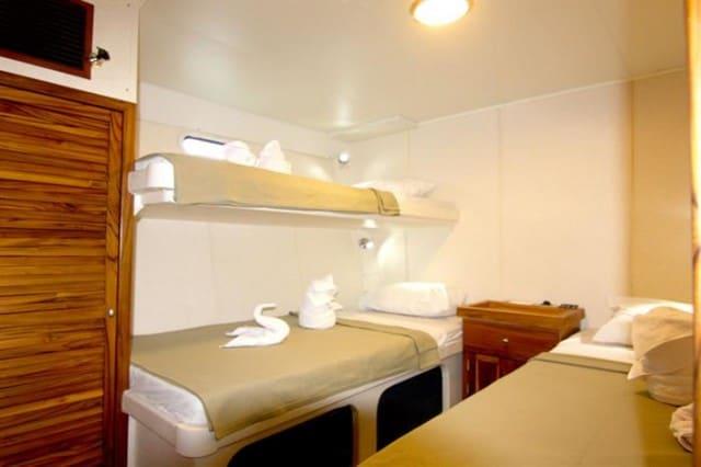 mv nortada cabins liveaboard review