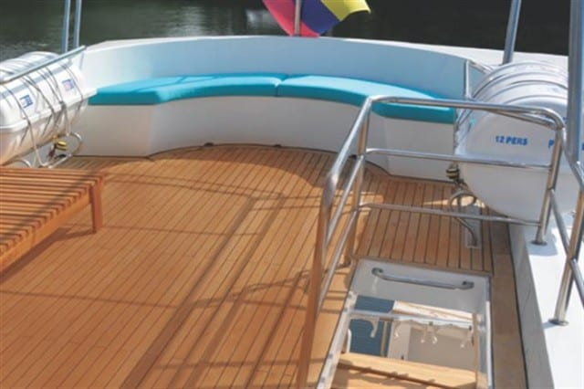 mv nortada sundeck liveaboard review