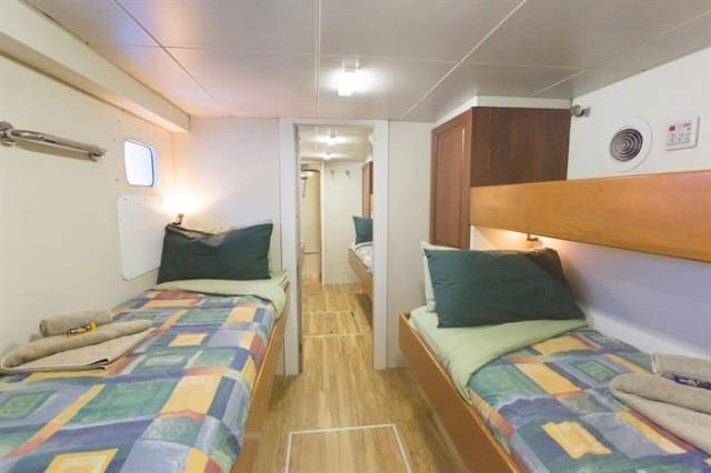 mv odyssey classic twin cabin homer liveaboard review