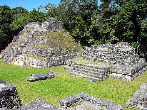 belize mayan riun