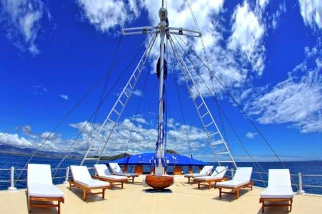 msy fiji siren sun deck liveaboard review