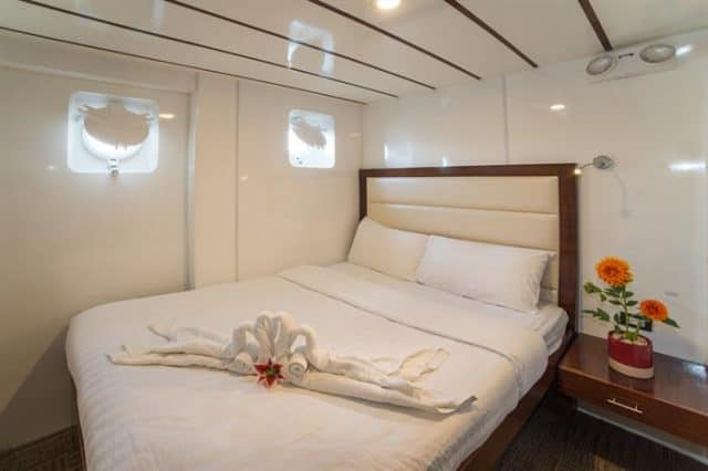 mv discovery palawan standard twin cabin liveaboard review
