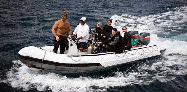 mv pelagic dive support boats liveaboard review