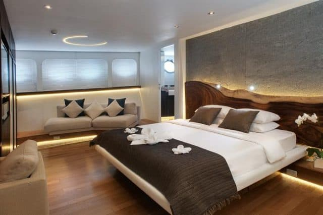 mv pelagian master suite liveaboard review