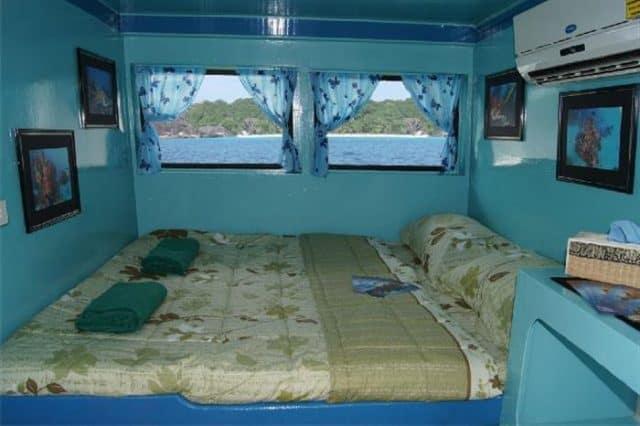 mv similan explorer double cabin liveaboard review