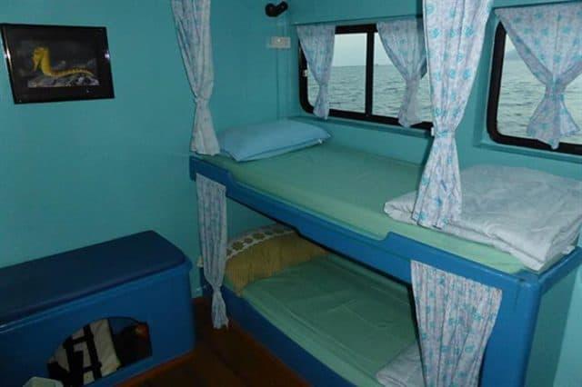 mv similan explorer twin cabin liveaboard review