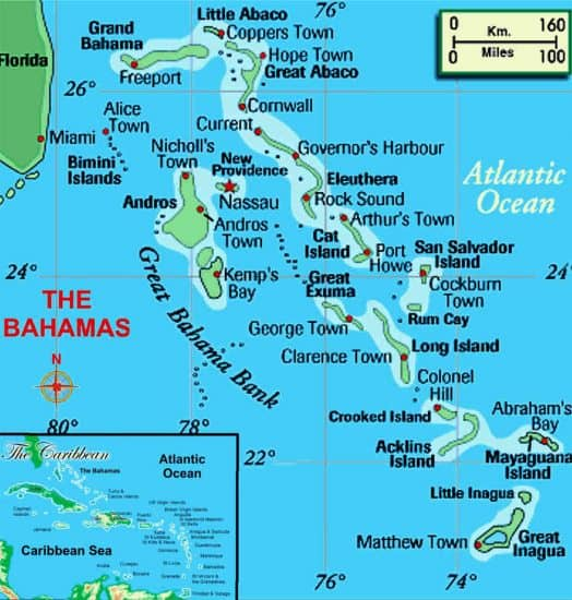 Best Bahamas Liveaboard Reviews Divezone - Where are the bahamas