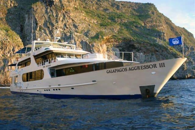 Galapagos Aggressor III aggressor fleet liveaboad