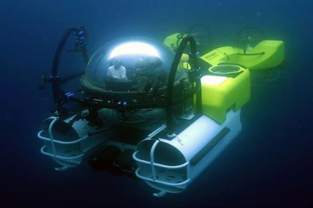 mv argo deep see submersible liveaboard review