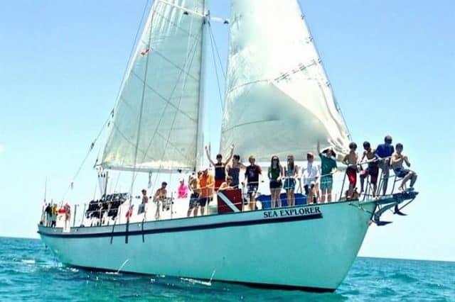 Blackbeard's Sea Explorer Liveaboard Review – Bahamas