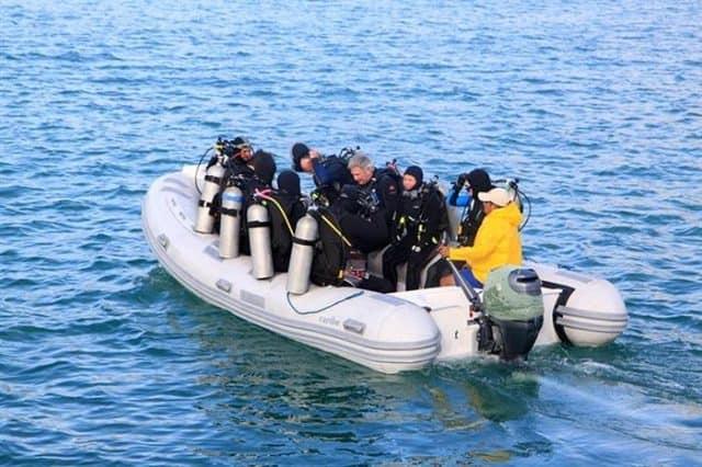 mv humbolt explorer dive tender liveaboard review